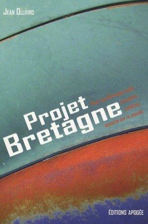 Projet Bretagne - apogee - 9782843983573 -