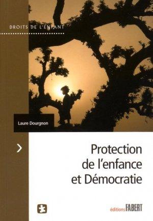 Protection de l'enfance et démocratie - fabert - 9782849223932 -