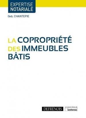 Propriété collective - Répertoire Defrénois - 9782856232132 -