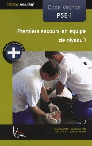Code Vagnon PSE-1 - vagnon - 9782857255215 -
