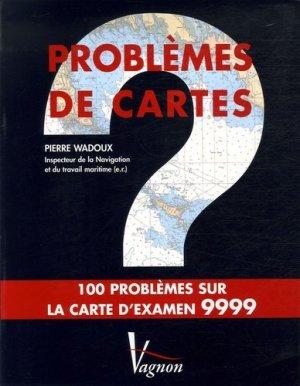 Problèmes de cartes - vagnon - 9782857255444 -
