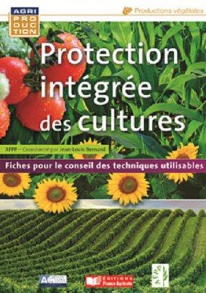 Protection intégrée des cultures - acta - 9782857942825 -