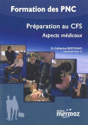 Préparation au CFS - institut mermoz - 9782862480879 -