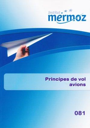 Principes de vol avions - institut mermoz - 9782862481449 -