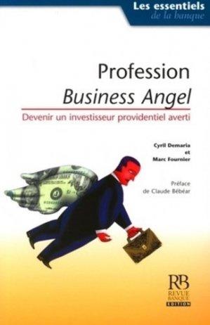 Profession Business Angel - La Revue Banque - 9782863255070 -