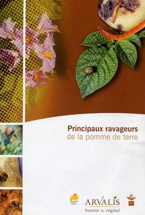 Principaux ravageurs de la pomme de terre - arvalis - 9782864926429 -