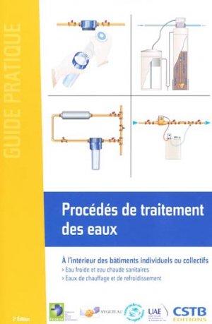 Procédés de traitement des eaux - cstb - 9782868914651 -