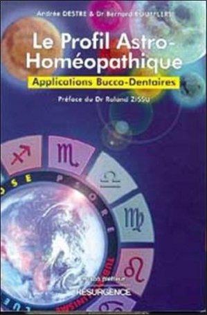 Profil astro-homéopathique - marco pietteur - 9782872110186 -