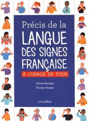Précis de la Langue des Signes Française, à l'Usage de Tous - circonflexe - 9782878338492 -