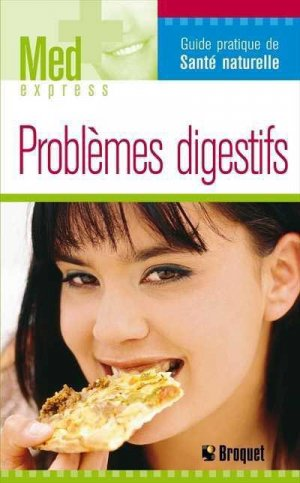 Problèmes digestifs - broquet (canada) - 9782890007796 -