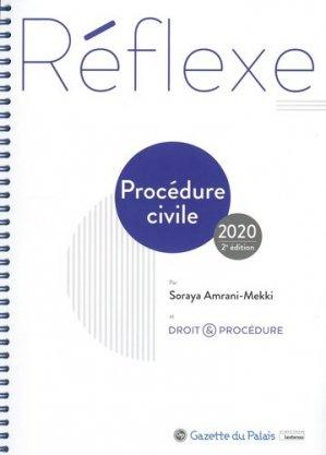 Procédure civile - Gazette Du Palais - 9782901626916 -