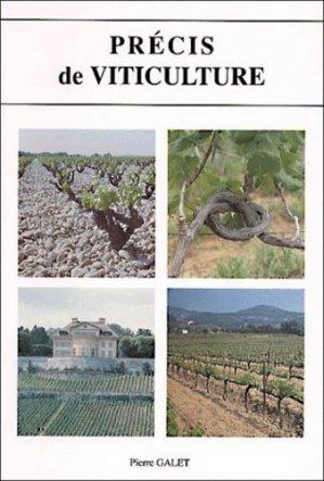 Précis de viticulture - pierre galet - 9782902771103 -
