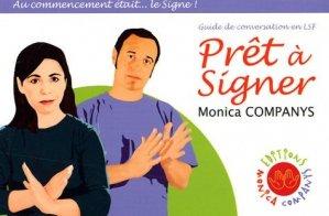 Prêt à signer - monica companys - 9782912998248 -