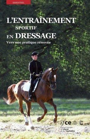 Préparation physique du cheval de dressage - les haras nationaux - 9782915250664 -