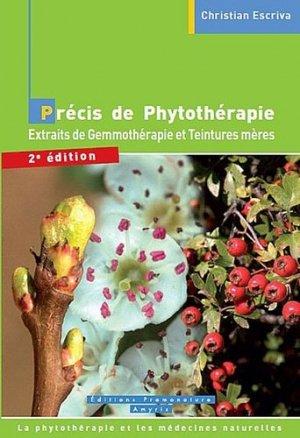 Précis de Phytothérapie - amyris - 9782930353777