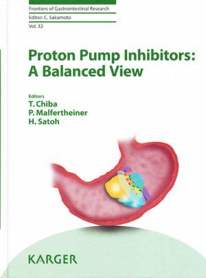 Proton Pump Inhibitors : A Balanced View - karger - 9783318024159 -