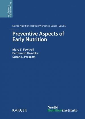 Preventive Aspects of Early Nutrition - karger  - 9783318056426 -