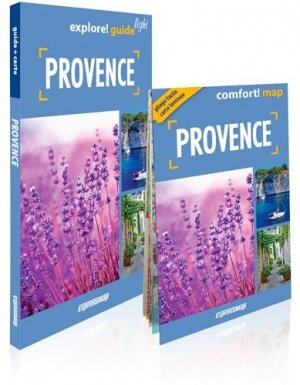 Provence - Express Map - 9788380462601 -
