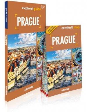 Prague. Avec 1 Plan détachable - Express Map - 9788380466395 -