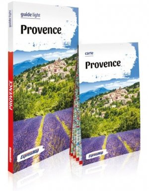 Provence - Express Map - 9788381901918 -