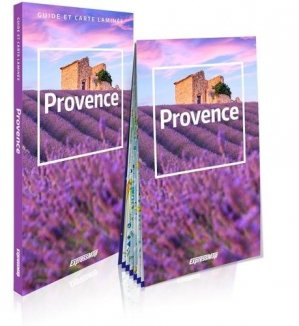 Provence - Express Map - 9788381905367 -