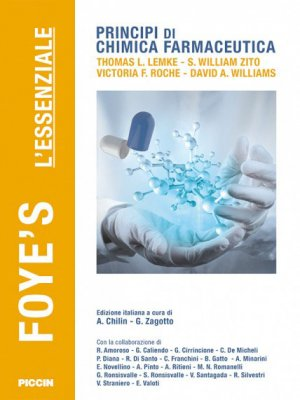 Principi di chimica farmaceutica - L'essenziale-piccin-9788829928675