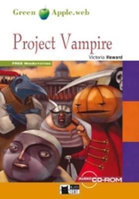 Project Vampire - black cat - cideb - 9788853012050 -