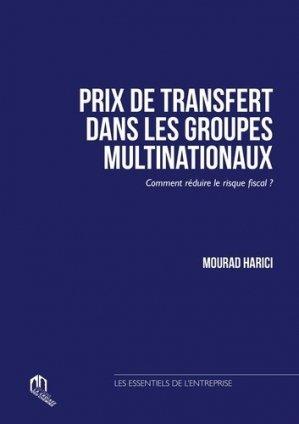 Prix de transfert dans les groupes multinationaux - a la croisee des chemins - 9789920769419 -