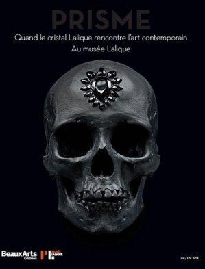 Prisme. Quand le cristal Lalique rencontre l'art contemporain - Au musée Lalique, Edition bilingue français-anglais - beaux arts - 9791020404190 -