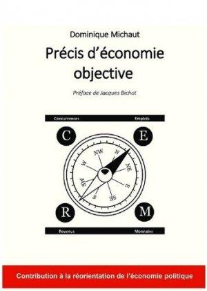 Précis d'économie objective - Bookelis - 9791022749459 -
