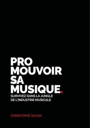 Promouvoir sa musique - publishroom factory - 9791023615487 -