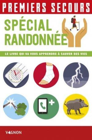 Premiers secours : spécial randonnée - vagnon - 9791027101993 -