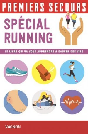 Premiers secours spécial running - vagnon - 9791027103027 -