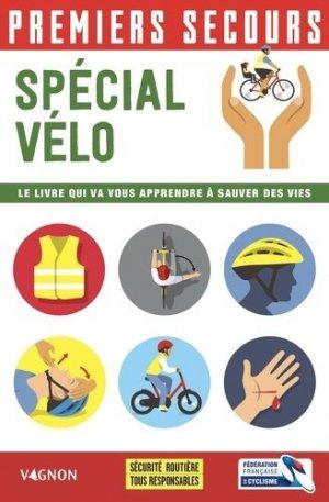 Premiers secours spécial vélo - vagnon - 9791027103041