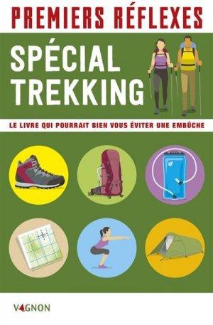 Premiers réflexes spécial trekking - vagnon - 9791027103850 -