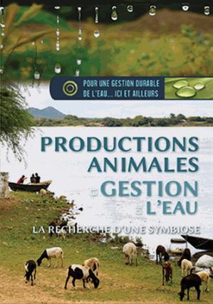 Productions animales et gestion de l'eau - educagri - 9791027500666 -