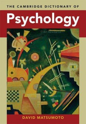 PSYCHOLOGY  - CAMBRIDGE - 9780521671002 -