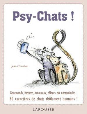 Psy-Chats - larousse - 9782035918208 -