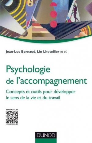 Psychologie de l'accompagnement - dunod - 9782100724208 -