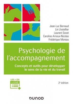 Psychologie de l'accompagnement - dunod - 9782100793211 -