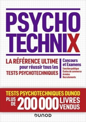 PsychotechniX - dunod - 9782100794133 -