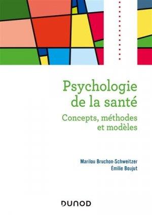 Psychologie de la santé - Dunod - 9782100802012 -