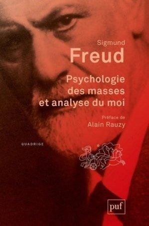 Psychologie des masses et analyse du moi - puf - 9782130818625 -