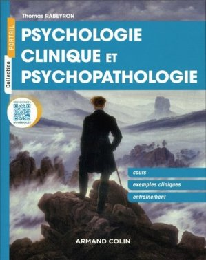 Psychologie clinique et psychopathologie - armand colin - 9782200619527 -