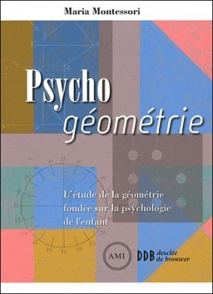 Psycho géométrie - desclee de brouwer - 9782220063478 -