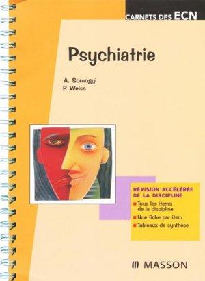Psychiatrie - elsevier / masson - 9782294701979 -