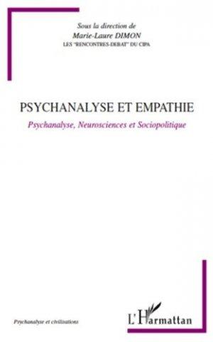 Psychanalyse et empathie - l'harmattan - 9782296541443 -