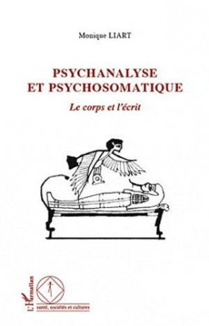 Psychanalyse et psychosomatique - l'harmattan - 9782296964495 -