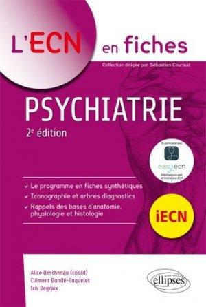 Psychiatrie - ellipses - 9782340009295