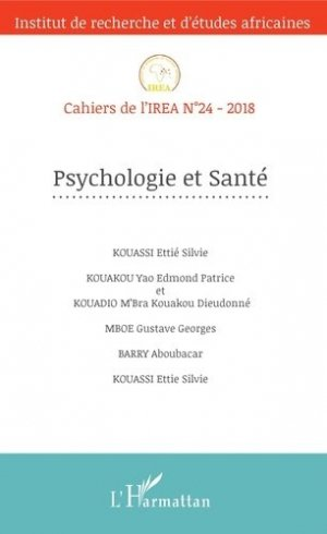 Psychologie et santé - l'harmattan - 9782343165929 -